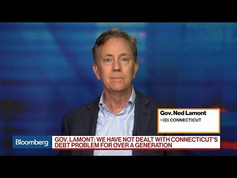 Connecticut Gov. Lamont on Debt, Road Tolls, SALT