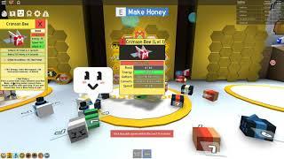 (Nie) ważna Rzecz w Bee Swarm Simulator [Roblox]