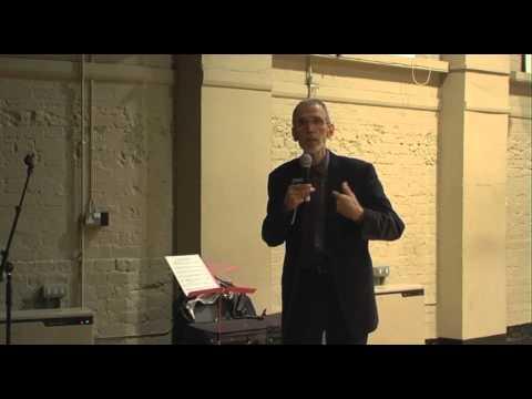 Howard Skempton, composer, MRFoundation patron:  speech MRFestival '15