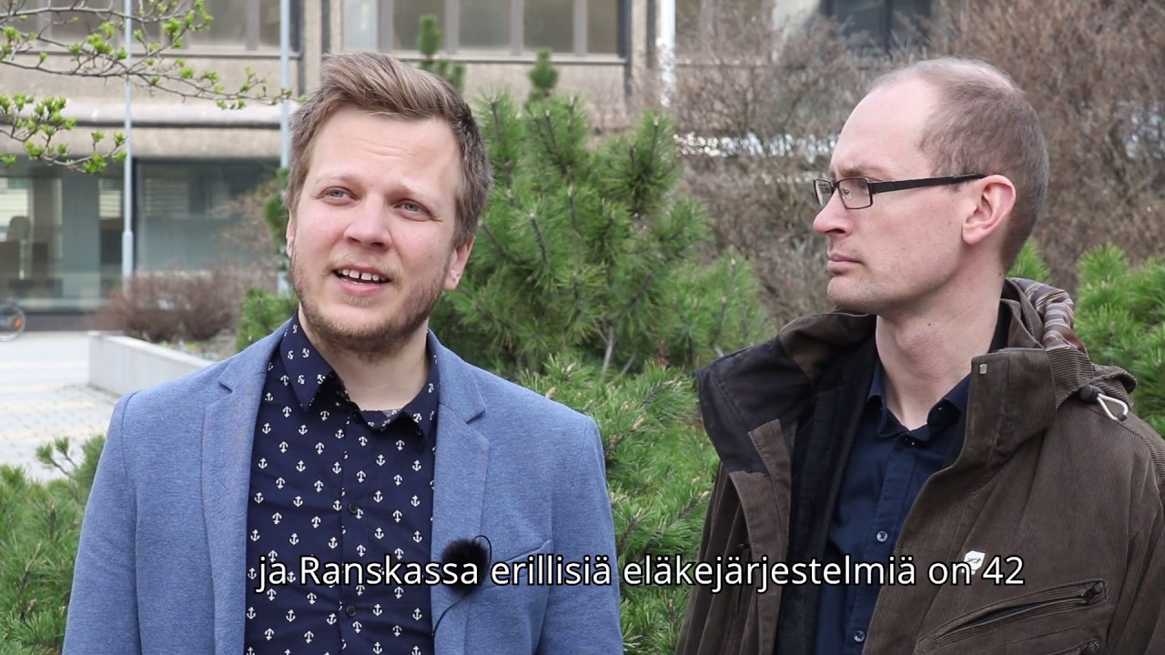 Suomen Eläkejärjestelmä