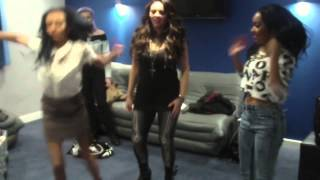 Little Mix Tour Diary - Manchester YouTube Videos