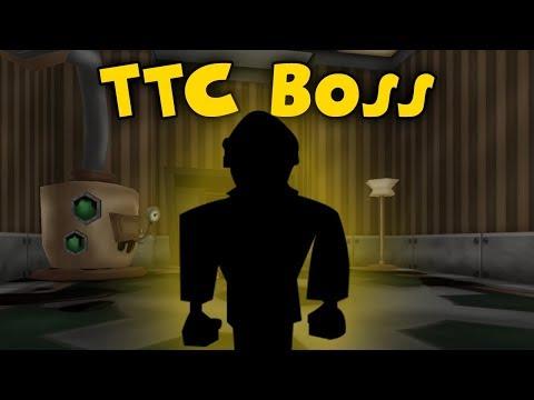 Speedrunning Corporate Clash's TTC Boss!