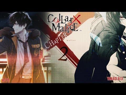 Collar X Malice - Yanagi Aiji ( Play 5 ) Walkthrough Gameplay ( PSVITA )