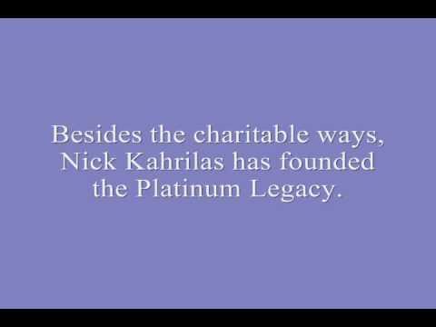 How Does Nick Kahrilas Serve The Clients Via The Platinum Legacy Platform