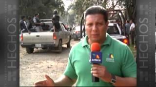 Mototaxistas secuestran a policía en Tlaxcala