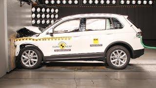 CRASHES: 2016 VW Tiguan