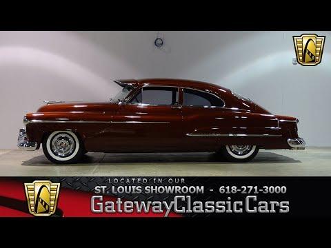 #7303 1950 Oldsmobile 98 Club Sedan - Gateway Classic Cars St. Louis