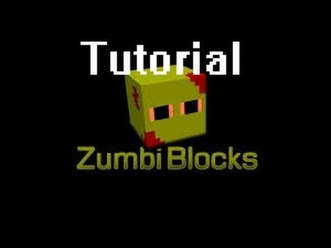 Como baixar Zumbi Blocks 0.7.0 Tutorial completo