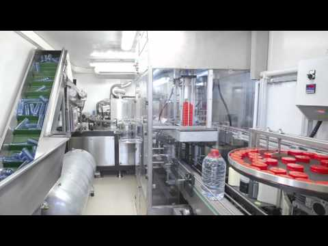 ContenO - Mobile Water Bottling Plant