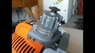 Редуктор насадка для триммера (мотокосы) для мини-мото техники(, 2016-01-27T17:45:24.000Z)