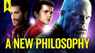 SPIDER-MAN: FAR FROM HOME: A New Philosophy for Marvel - Wisecrack Edition