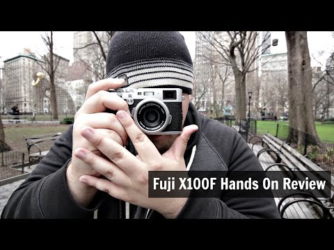 Fujifilm X100F Hands On Full Review: Top Steet Photography Camera 2017