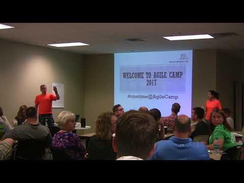 Agile Camp 2017 (LIN) - Motivation Through Autonomy