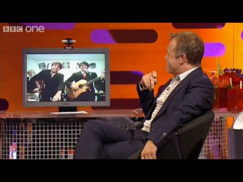 Anna Paquin's Face Scrunching   The Graham Norton  P  BBC One
