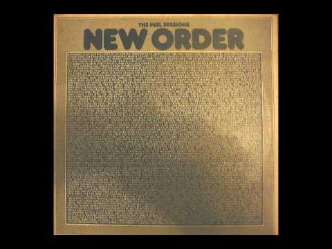 New Order 5-8-6 (the peel sessions)