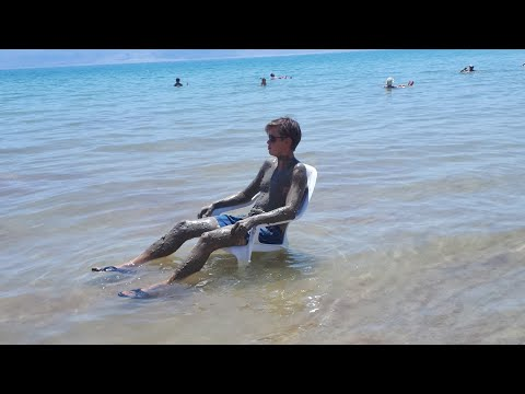Мертвое море. Отдых в Израиле.