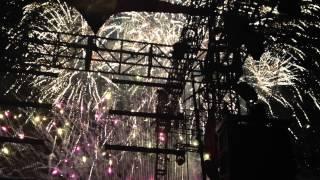 Whitey Houston Always Love you Firework show