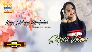 Safira Inema - Lintang Rembulan (Official Audio Video)