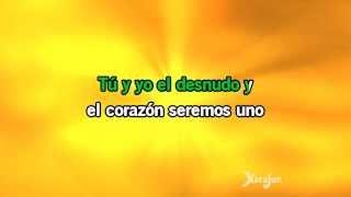 Karaoke El Talismán - Rosana *