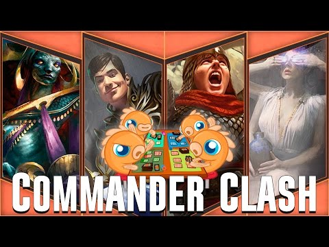 Commander Clash S2 Episode 18: Commander 2016 Partners
