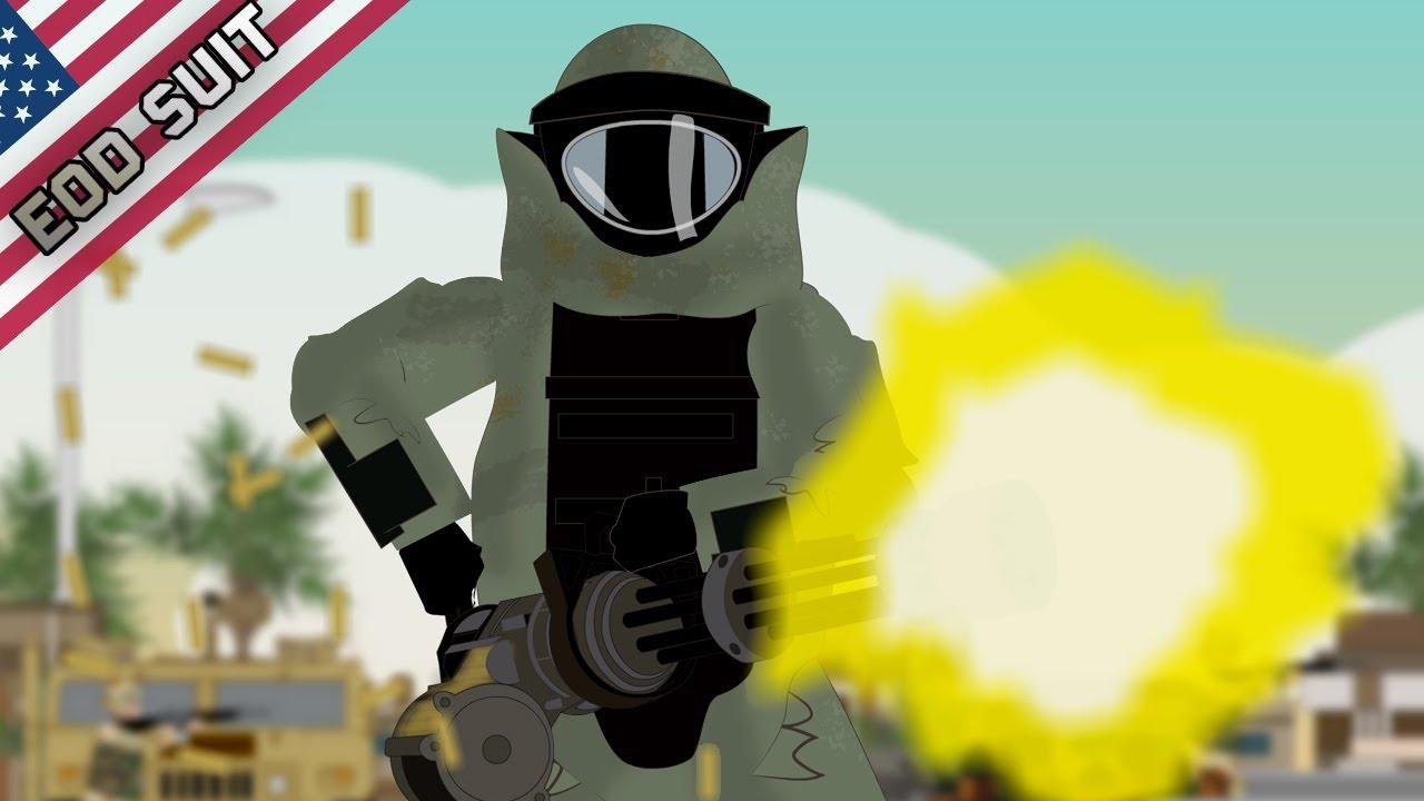 EOD Blast Suit (Juggernaut)