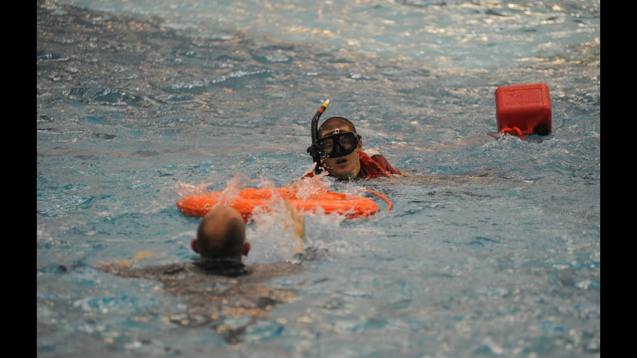 Do you have what it takes to be a rescue swimmer? - YouTube