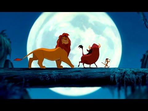Disney Canciones  Rey León  Hakuna Matata  Latino