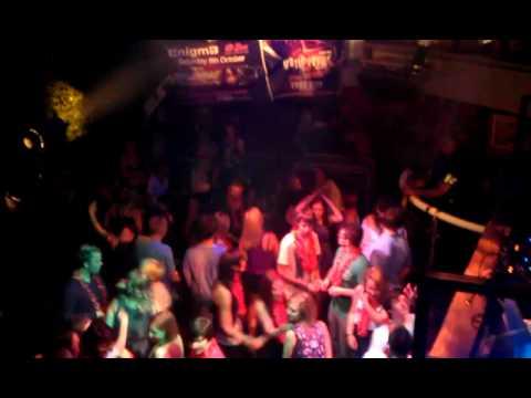 Enigma night club market harborough 12:09AM