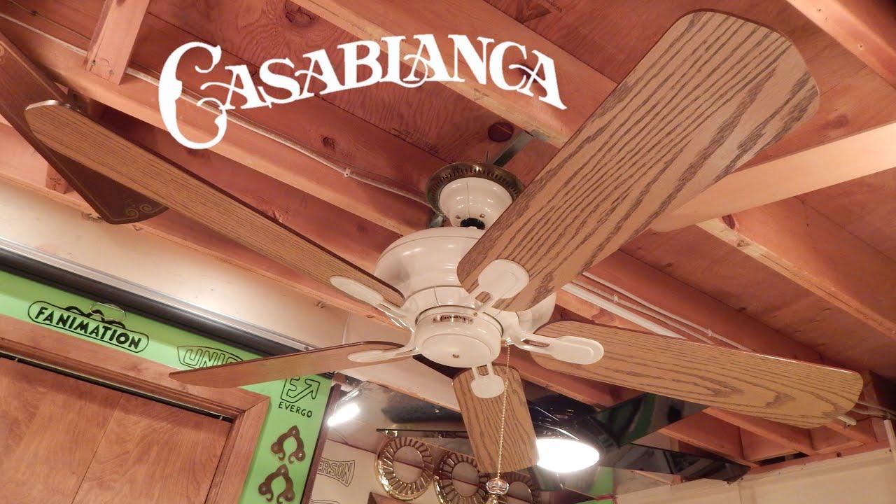 Casablanca Palisades Ceiling Fan