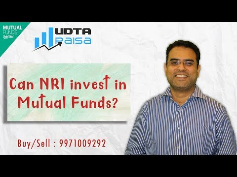 Can NRI Invest In Mutual Funds? Mutual Funds Investment Plans For NRI