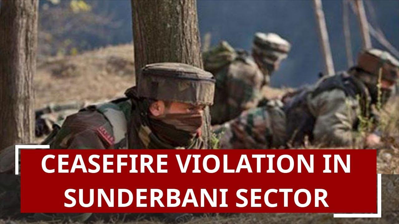 Jammu and Kashmir: Pakistan violates ceasefire along LoC in