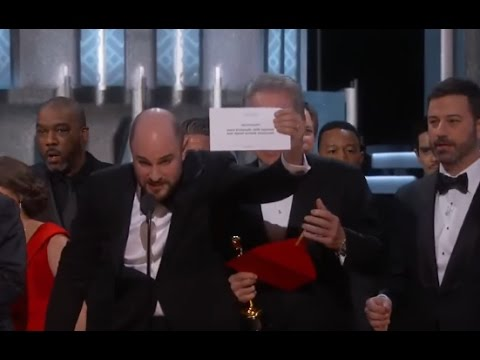 Thumbnail: Oscars Mistake: Moonlight Wins Best Picture after La La Land Mistakenly Announced | ABC News