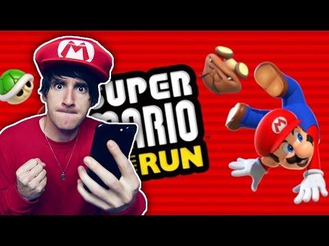 SUPER MARIO RUN! - [ #LuzuGames ]