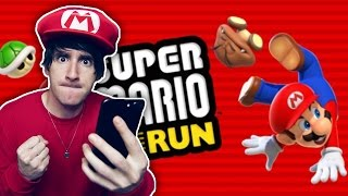 SUPER MARIO RUN! - [ #LuzuGames ]