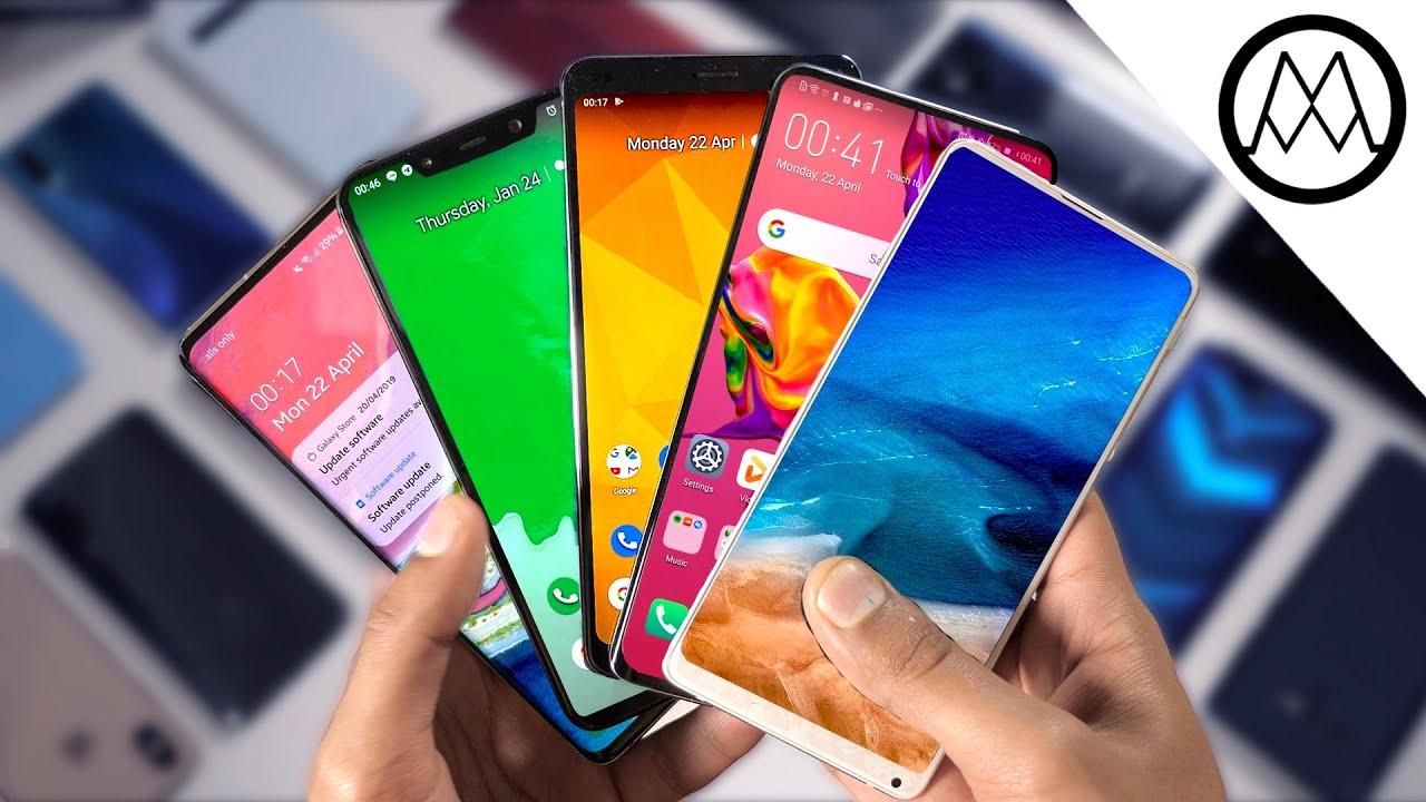 Top 15 BEST Smartphones of 2019 (Mid Year). - YouTube
