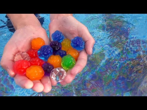 Thumbnail: What's inside Giant Orbeez?