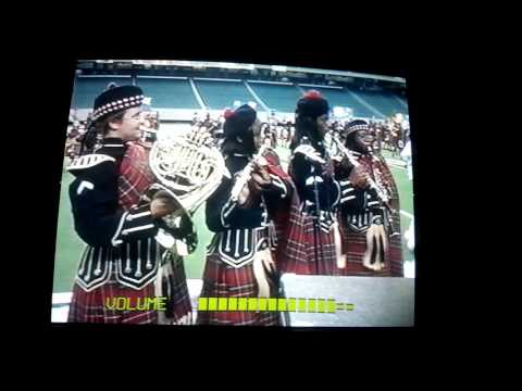Scotland High School Marching Band 1998