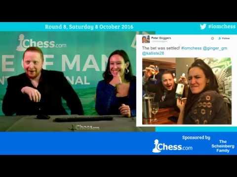 2016 Chess.com Isle of Man Tournament (Douglas) Round 8