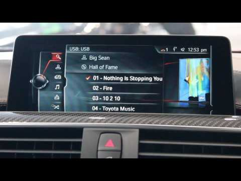 Learn How To Import Music From USB To A BMW iDrive