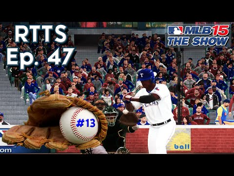 MLB 15 The Show (PS4) Road To The Show SP Ep. 47 | Hard Hits