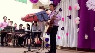 Đám cưới Tin Lành Hiếu Thư Quà tặng từ nhạc sĩ Trần Trường Sơn(live)