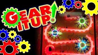 GEAR IT UP - Arcade Ticket Game