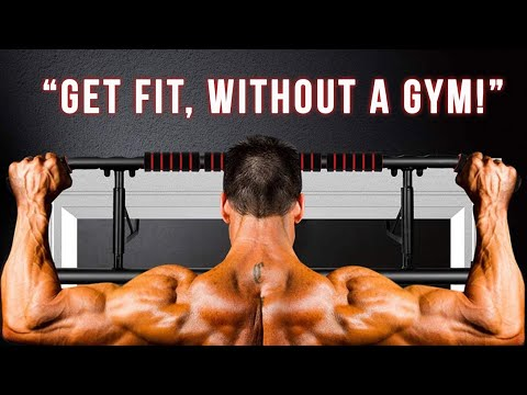 How To Get Fit, Without A Gym!  Build Muscles Fast!