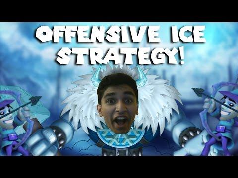 Wizard101 Level 110 Prodigious Ice PvP: MORE THAN 100% ICE DAMAGE