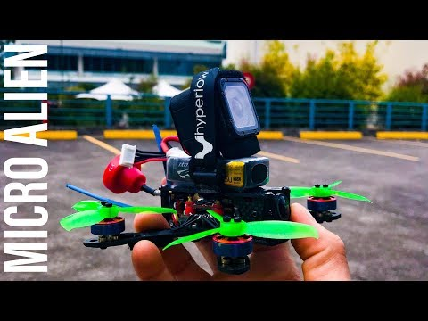 Filming 4k with the Impulse rc Micro Alien