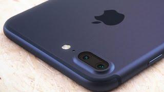 Iphone 7 Plus unpacking - HUN