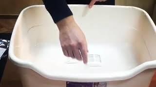 Туалет для кошек Richell F 60 открытый