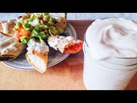 crema-vegana-saludable---para-taquitos---vegan-sour-cream---for-taquitos