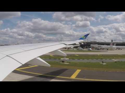 [FLIGHT#53] AIR CARAIBES A350-900XWB take off from PARIS