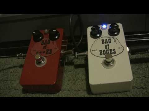 Voodoo Lab Superfuzz Jordan Electronics Bosstone